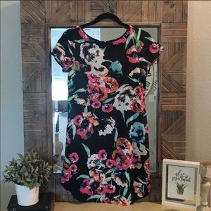 Floral shift dress Yumi Kim